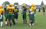 Bison Football Fall Practice - August 6, 2013 16