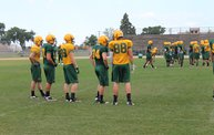 Bison Football Fall Practice - August 6, 2013 23