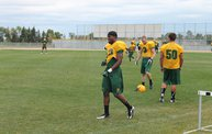 Bison Football Fall Practice - August 6, 2013 22