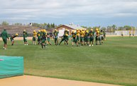 Bison Football Fall Practice - August 6, 2013 20