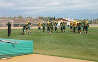 Bison Football Fall Practice - August 6, 2013 19