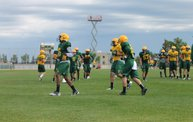 Bison Football Fall Practice - August 6, 2013 2