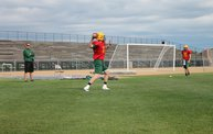Bison Football Fall Practice - August 6, 2013 28