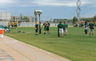 Bison Football Fall Practice - August 6, 2013 27