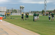 Bison Football Fall Practice - August 6, 2013 26
