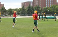 Bison Football Fall Practice - August 6, 2013 25