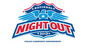 National Night Out 2013 logo