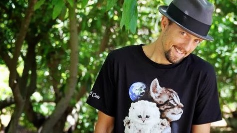 Image courtesy of Facebook.com/JasonMraz (via ABC News Radio)