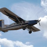 Skydiving plane (Photo by: JDrewes (see www.jandrewes.de), slight edit by Alvesgaspar).