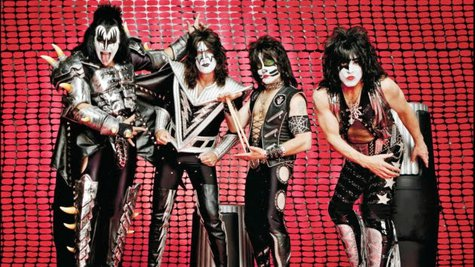 Image courtesy of Brian Lowe/KISS Catalog Ltd. (via ABC News Radio)