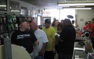 Q106 at Smoke City (8-2-13) 2