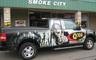Q106 at Smoke City (8-2-13) 30