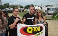 Q106 at Godsmack & Pop Evil (8-5-13) 14
