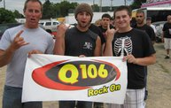 Q106 at Godsmack & Pop Evil (8-5-13) 10