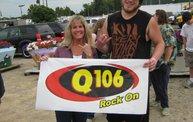 Q106 at Godsmack & Pop Evil (8-5-13) 8