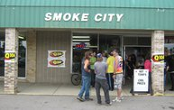 Q106 at Smoke City (8-2-13) 5