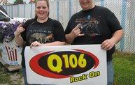Q106 at Godsmack & Pop Evil (8-5-13) 1