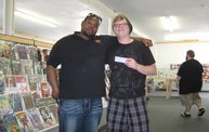 Q106 at Burdette's Comics (8-3-13) 23