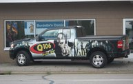 Q106 at Burdette's Comics (8-3-13) 21