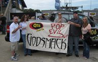 Q106 at Godsmack & Pop Evil (8-5-13): Cover Image