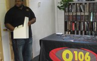 Q106 at Burdette's Comics (8-3-13) 13
