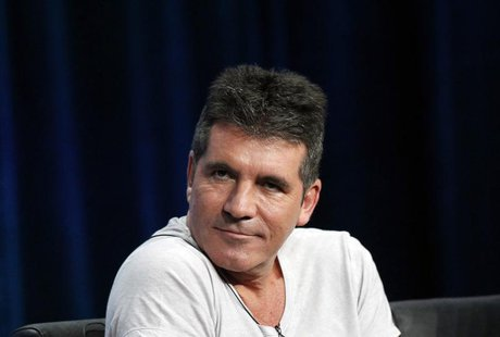 "Judge Simon Cowell attends a panel for the television series ""The X Factor"" during the Fox portion of the Television Critics Association Sum"