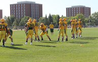 Bison Football Fall Practice - August 7, 2013 17