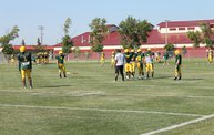 Bison Football Fall Practice - August 7, 2013 16