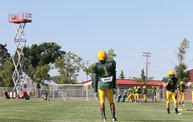 Bison Football Fall Practice - August 7, 2013 15
