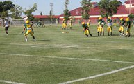 Bison Football Fall Practice - August 7, 2013 14