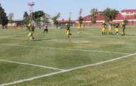 Bison Football Fall Practice - August 7, 2013 13