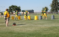 Bison Football Fall Practice - August 7, 2013 10
