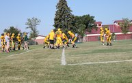 Bison Football Fall Practice - August 7, 2013 8