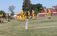 Bison Football Fall Practice - August 7, 2013 7