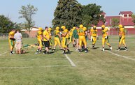 Bison Football Fall Practice - August 7, 2013 1