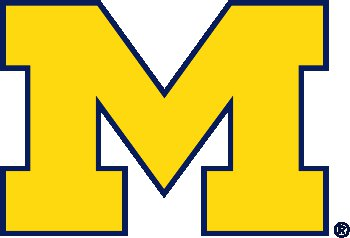 Michigan Wolverines logo/Wikipedia