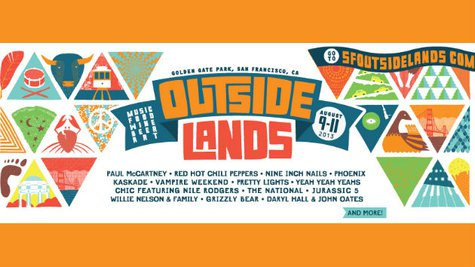 Image courtesy of SFOutsideLands.com (via ABC News Radio)