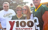 Pre-Season vs. Arizona :: Y100 Tailgate Party at Brett Favre's Steakhouse 14