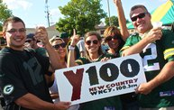 Pre-Season vs. Arizona :: Y100 Tailgate Party at Brett Favre's Steakhouse 12