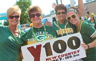 Pre-Season vs. Arizona :: Y100 Tailgate Party at Brett Favre's Steakhouse 11