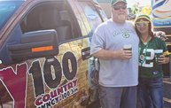 Pre-Season vs. Arizona :: Y100 Tailgate Party at Brett Favre's Steakhouse 9