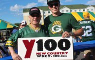 Pre-Season vs. Arizona :: Y100 Tailgate Party at Brett Favre's Steakhouse 1