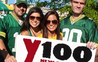 Pre-Season vs. Arizona :: Y100 Tailgate Party at Brett Favre's Steakhouse 6