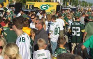 Pre-Season vs. Arizona :: Y100 Tailgate Party at Brett Favre's Steakhouse 20