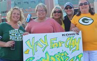 Pre-season vs Arizona :: See the Faces of the Packers Fans 1