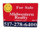 Midwestern Realty Group sign