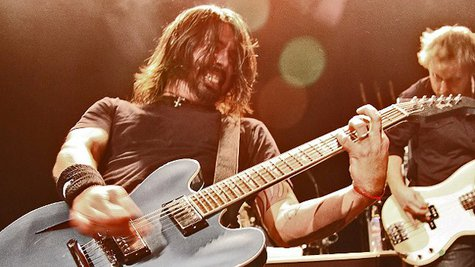 Image courtesy of Facebook.com/FooFighters (via ABC News Radio)