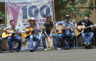 New Artists @ Y100 15