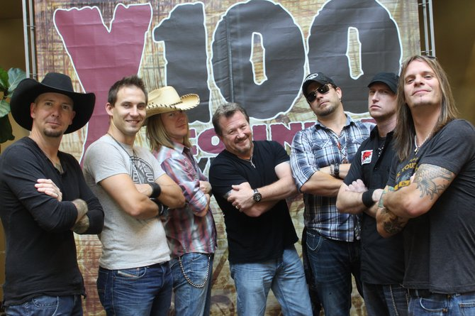Bush Hawg at Y100 (RCA Nashville)