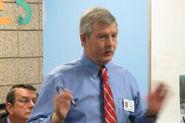 Parks Director Bill Duncanson